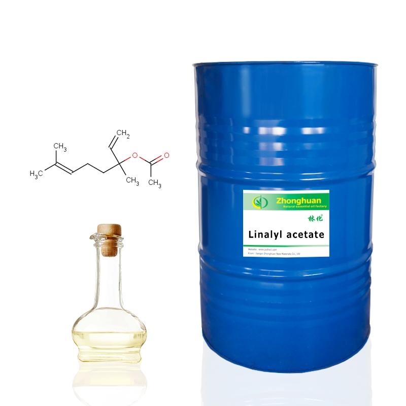 乙酸芳樟酯CAS115-95-7